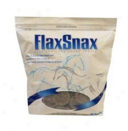 Flaxsnax Treats For Horses