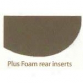 Fleeceworks Foam Back Inserts - Gray