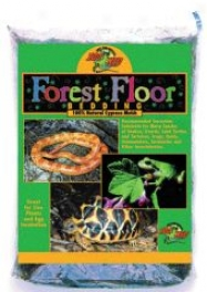 Forest Floor Beddigmaterial For Reptiles/rodents - 8 Quart