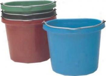 Fortkflex 5 Gallon Flat Back Bucket