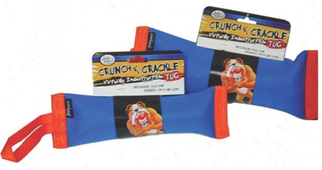 Four Paws Crunch & Crackle Dog Tug