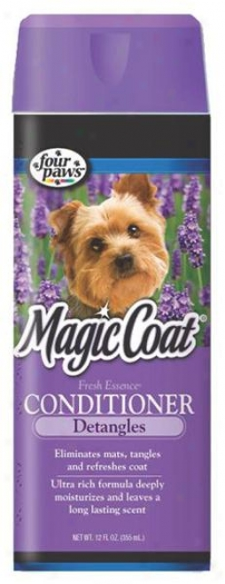 Four Paws Sorcery Coat Fresh Essence Creme Rinse For Dogs - 16 Ounce