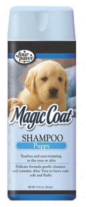 Four Paws Magic Coat Puppy Tearless Shampoo - 16 Ounce