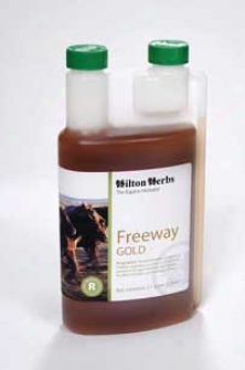 Freeway Gold For Horses - 2.1pint