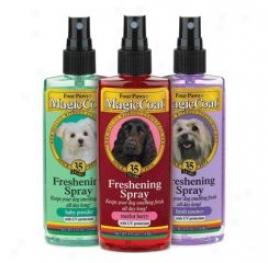 Fresh Essence Spray For Dogs - 4 Ounces