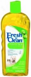 Fresh N Clean Flea And Tick Shampoo - 18 Ounces
