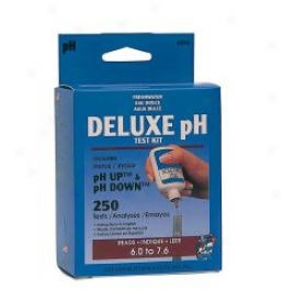 Freshwater Deluxe Ph Kit For Aquariums
