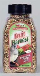 Fruit Harvest Finch Feed - 13 Oz