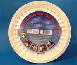 Gamma Seal Lid For Pails - Assorted - 12 Diameter