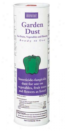 Garden All-purpose Dust For Pest Control - 10 Oz