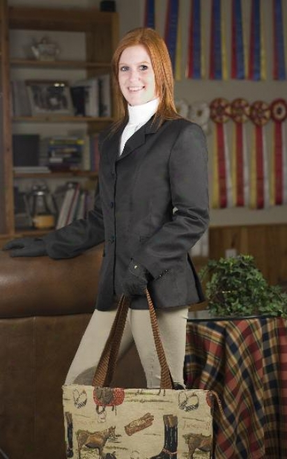 Gatsby Girl Ladies Competition Riding Coat