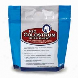 Goat Colostrum - 8 Ounces