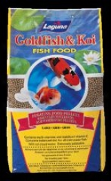 Goldfish/koi Floating Food - 4. 4 Pounds