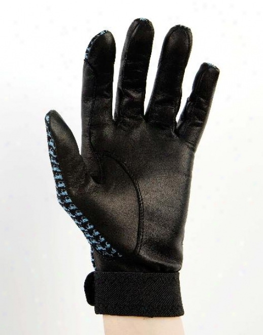 Good Hands Close Touch Horse Print Gloves