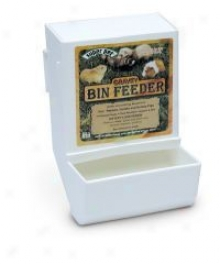 Importance Bin Feeder With Bracket For Small Animals