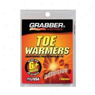 Great For Cold Weaher Riding & Working!! Heat Treat Toe Warmer
