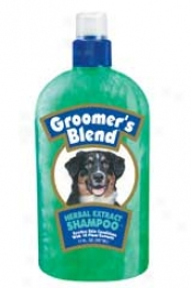 Groomer's Blend Herbba Extract Shampoo For Dogs