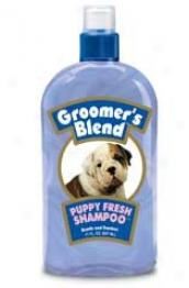 Groomer's Blend Puppy Shampoo - 4 Oz
