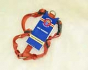Hamilton Adjustable Dog Accoutrements - Red Brick