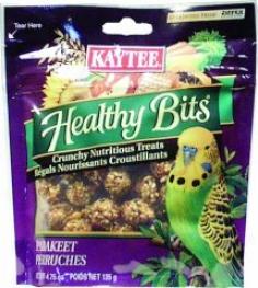 Healthy Bits Treats For Parakeets - 4.75oz