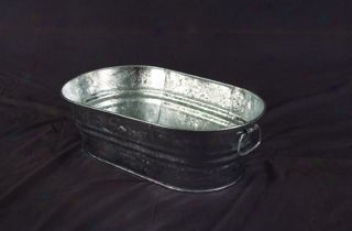 Heavy Duty Oval Tub
