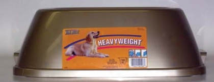 Heavyweight Dish For Dogs