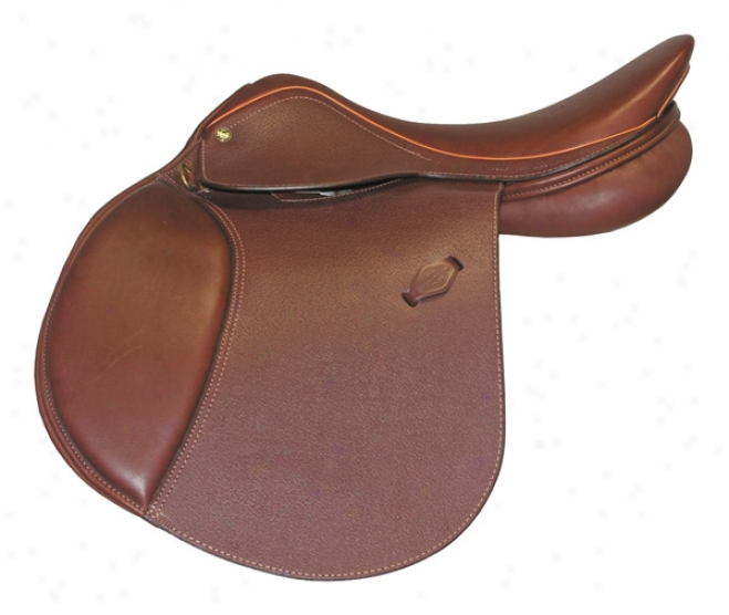 Henri De Rivel Pro Quarter Steed English Saddle (foam)