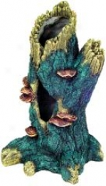 Hollow Tree Trunk Extra-large Aquarium Ornament