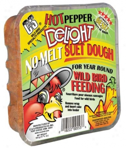 Hot Pepper Delight Bird Tallow - 11.75 Ounce
