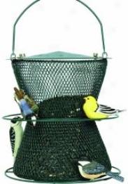 Hourglass No/no Bird Feeder