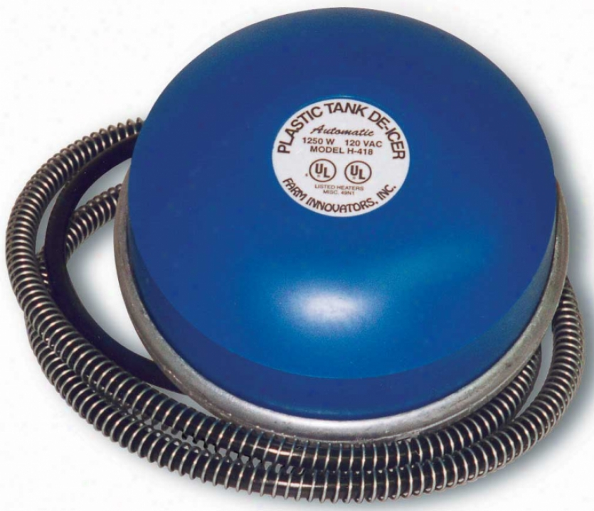 Ice Chaser Floating Deicer - 1250 Watt