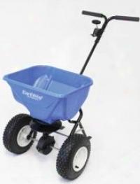 Ice Liquefy  Spreader - Blue - 65 Pound Hopper