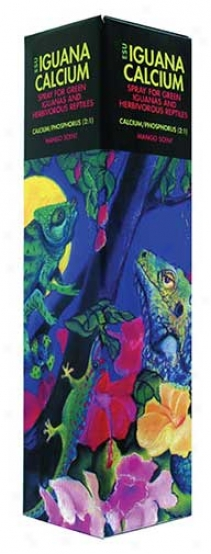 Iguana Calcium Spray - 8oz