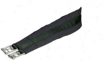 Intec All Purpose Cotton Girth With Separate Cover fleecily Cover