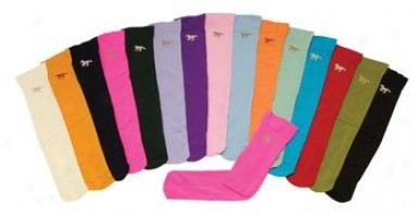 Intec Microfiber Polyester/spandex Boot Socks - 30 Pack - Assorted - Ladies One Size