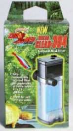 Interna lini Filter For Aquariums/terrariums - Black
