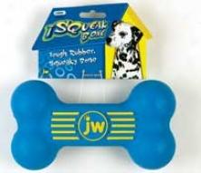 Isqueak Dog Folly Bone - Large