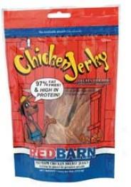 Jerky Dog Treat - Chicken - 4 Ounces
