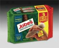 Jobes Fertilizer Spikes Evergr - 4.5 Pound Feet