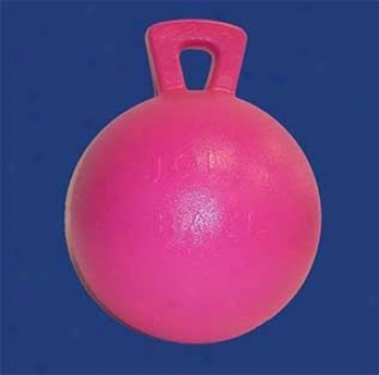 Plump Ball Horse Toy - Pink