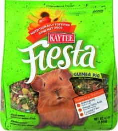 Kaytee Fiesta Feed For Guinae Pigs - 5lbs