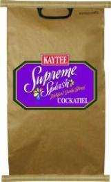 Kaytee Supreme Splash Food For Cockatielss