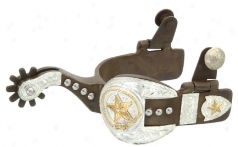 Kelly Silvef Star Ancient rarity Show Spurs