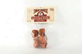 Knuckle Bone Chew For Dogs - Brown