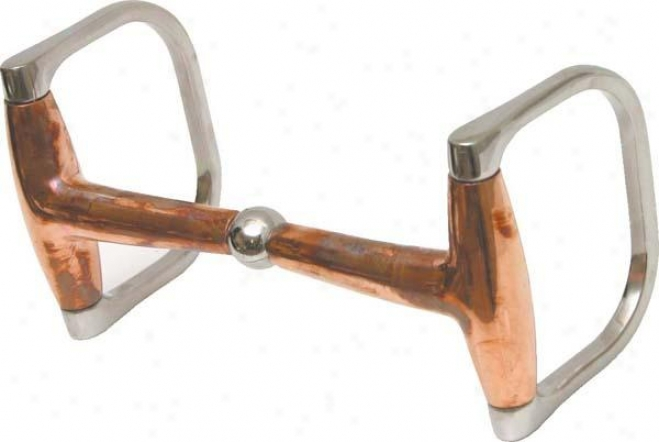 Ky Rotary Ss Dee Bit With Copper Mouth - Stainless Steel - 5