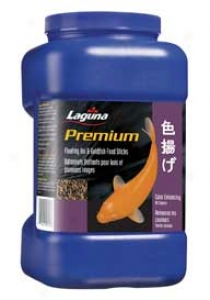 Laguna Goldfish/koi Color Enhancing Formula For Pond Fish