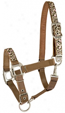 Lami-cell Animal Print Breakaway Halter