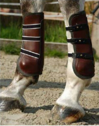 Lanz Anliker Gygax Open Front Jumping Boots
