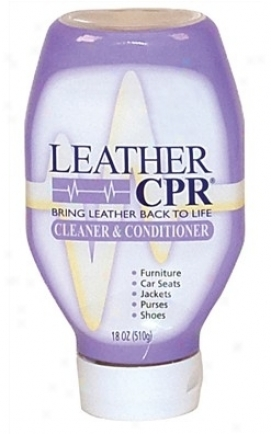 Leather Cpr Cleaner/conditioner - 18oz