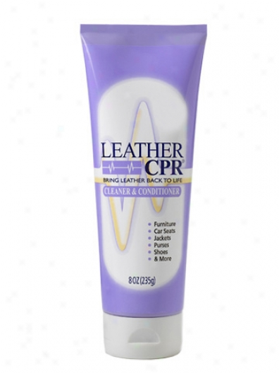 Leather Cpr Cleaner/conditioner - 8oz